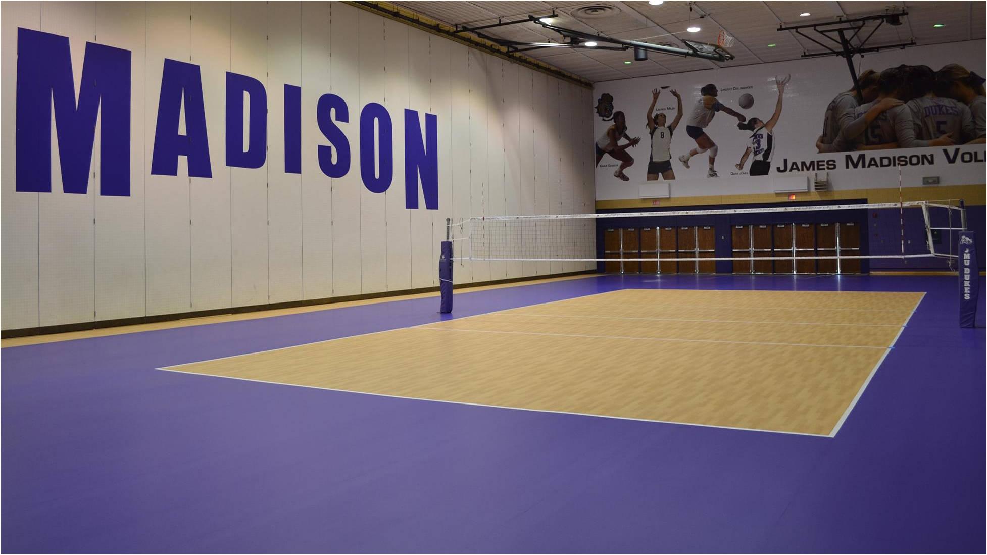 Taraflex Flooring Volleyball Volleyball S Sinclair Gym Upgrades to Elite New Taraflex Court