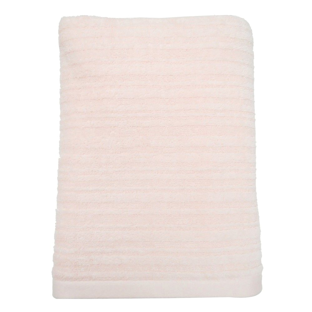 Target Pink Bath Rug Textured Bath towel Charming Pink 30 X54 Threshold Pale Pink
