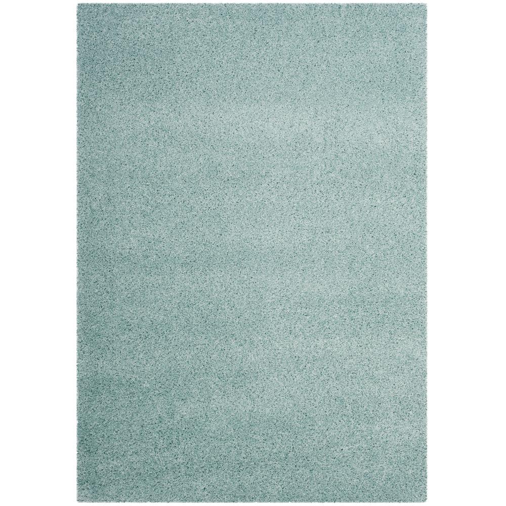 safavieh laguna shag light blue 8 ft x 10 ft area rug