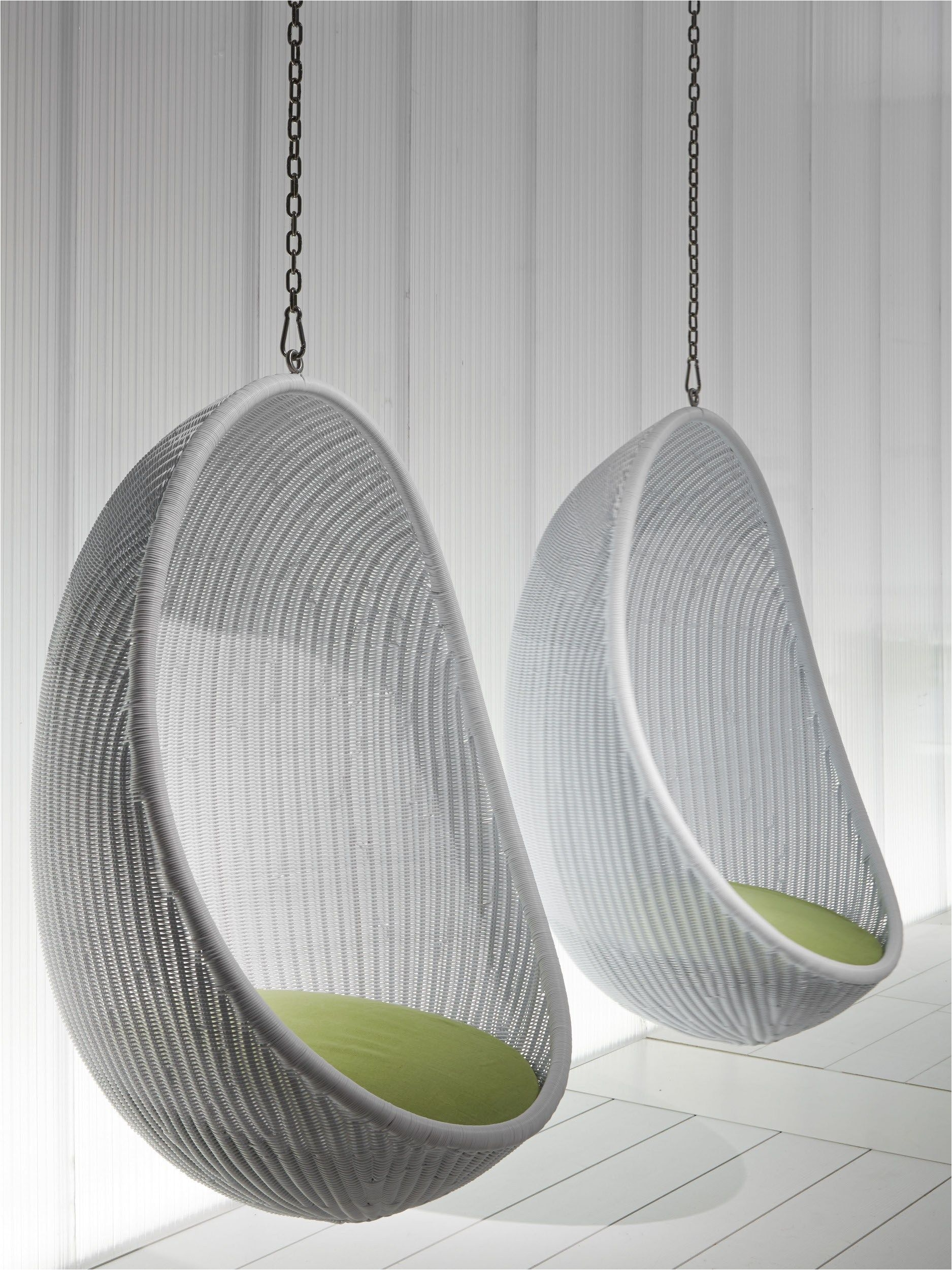 Teardrop Swing Chair Ikea Furniture Nice Looking White Woven Rattan Two Hanging Egg