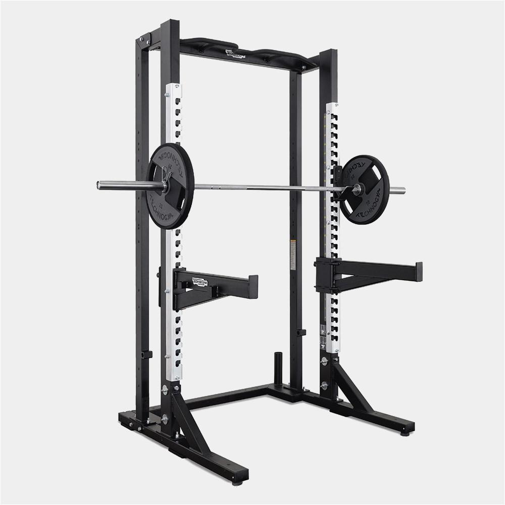 pure olympic half rack