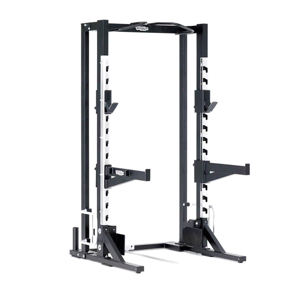 Technogym Squat Rack Price Technogym Pure Strength Olympic Half Rack Fitness Trader
