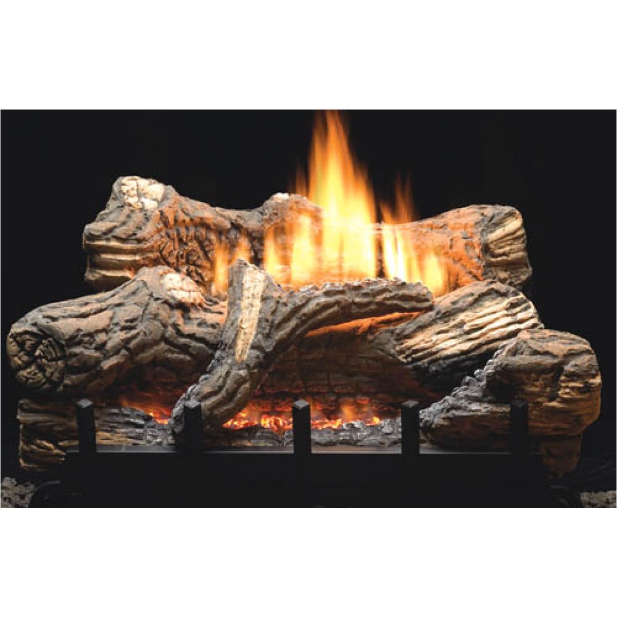 flint hill vent free gas log set