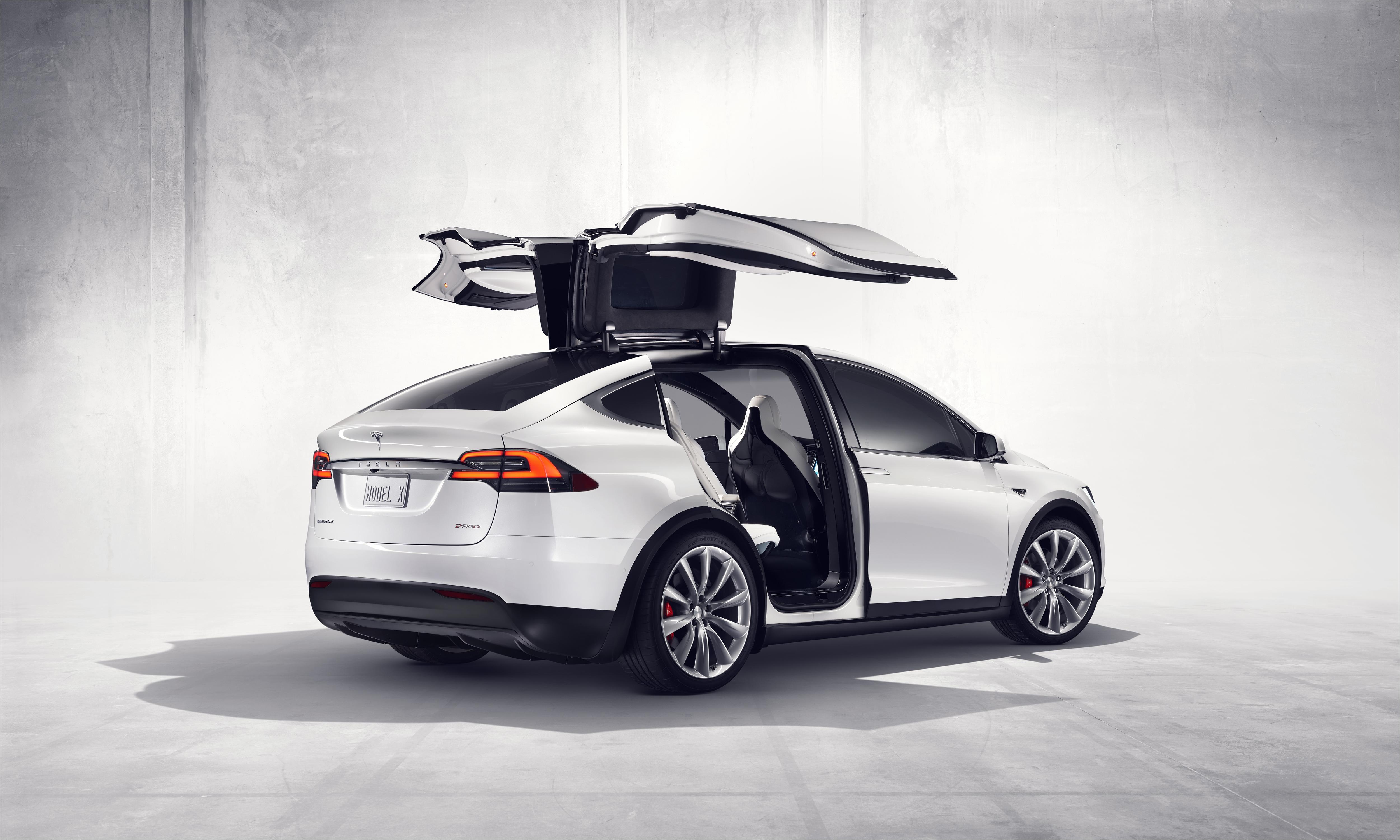 Tesla Roof Rack Cover Press Kit Tesla
