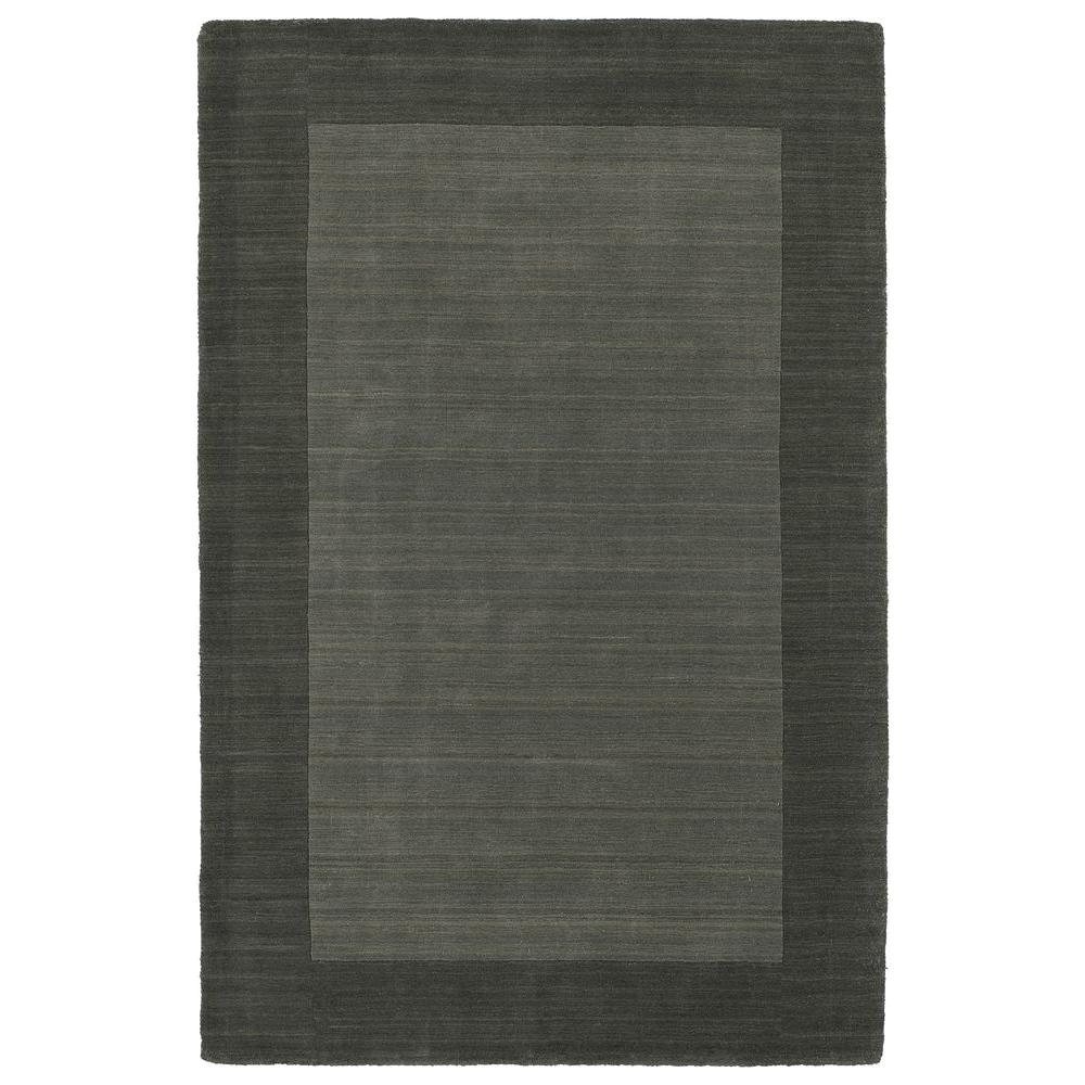 kaleen regency charcoal 8 ft x 10 ft area rug