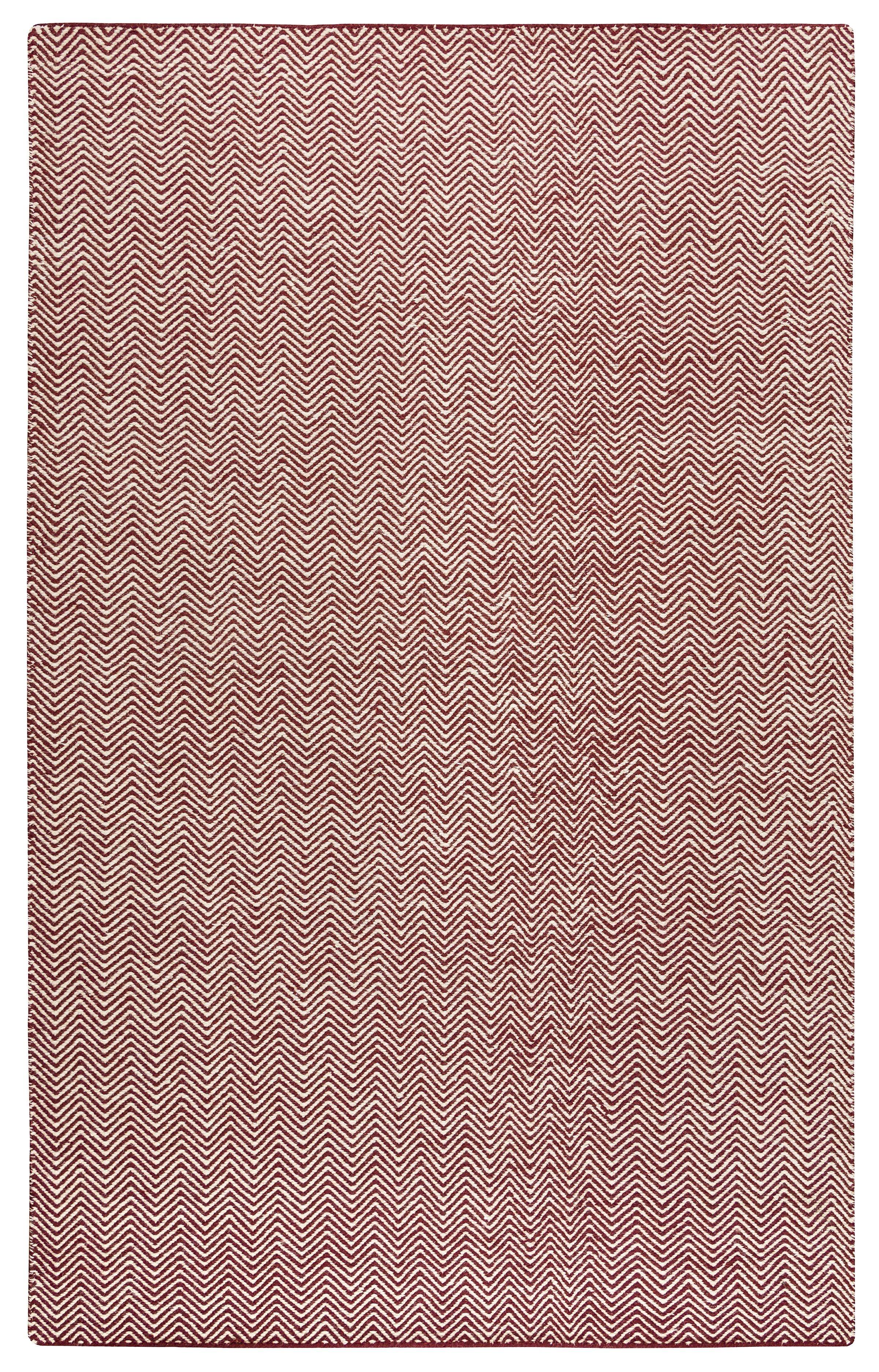 rizzy home twist tw2967 burgundy chevron area rug