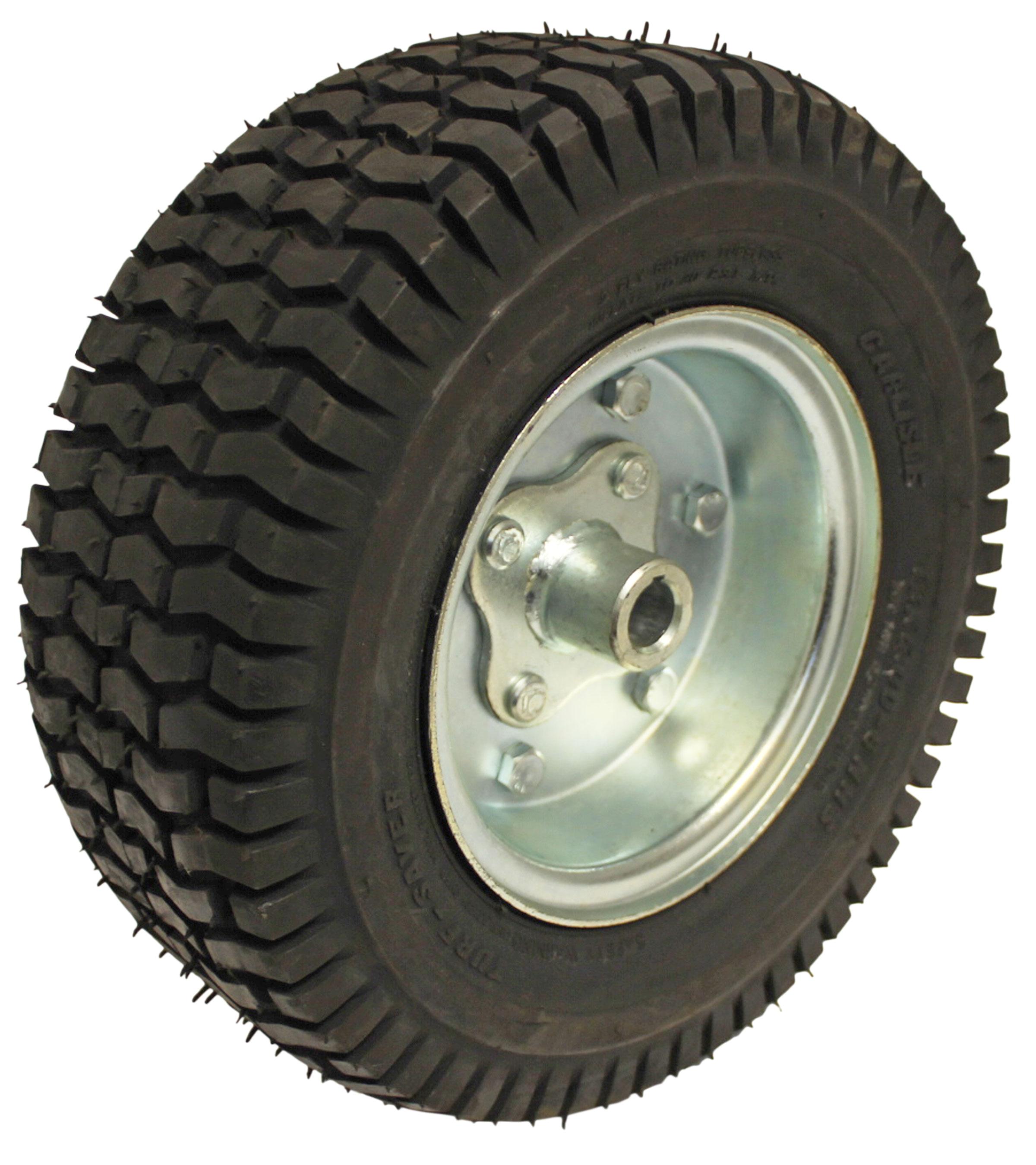 13 x 5 00 6 carlisle turf saver tire rim assembly 999126 bmi karts and parts