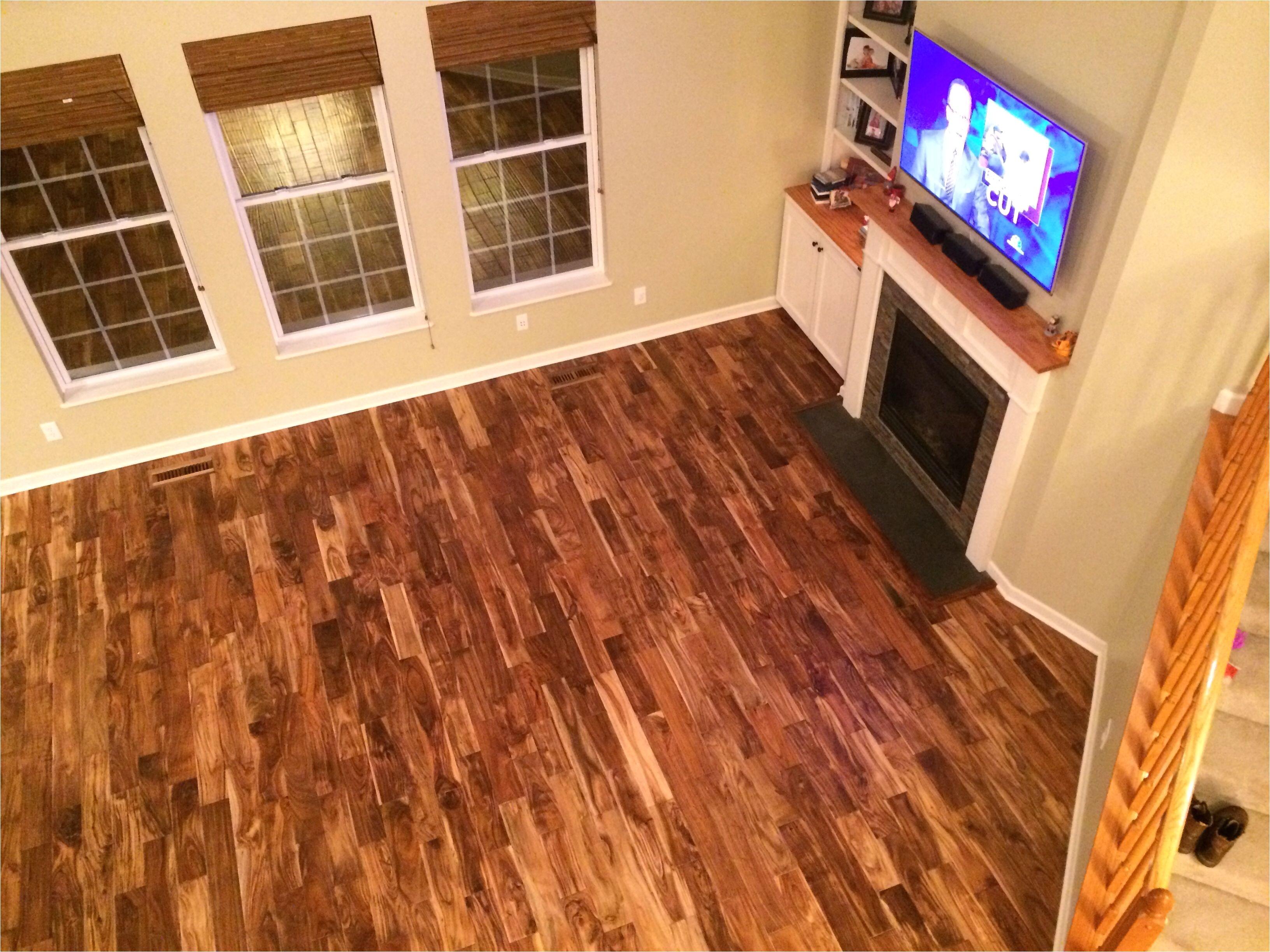 home design tobacco road acacia handscraped teak solid wood flooring from lumbar liquidators love it i