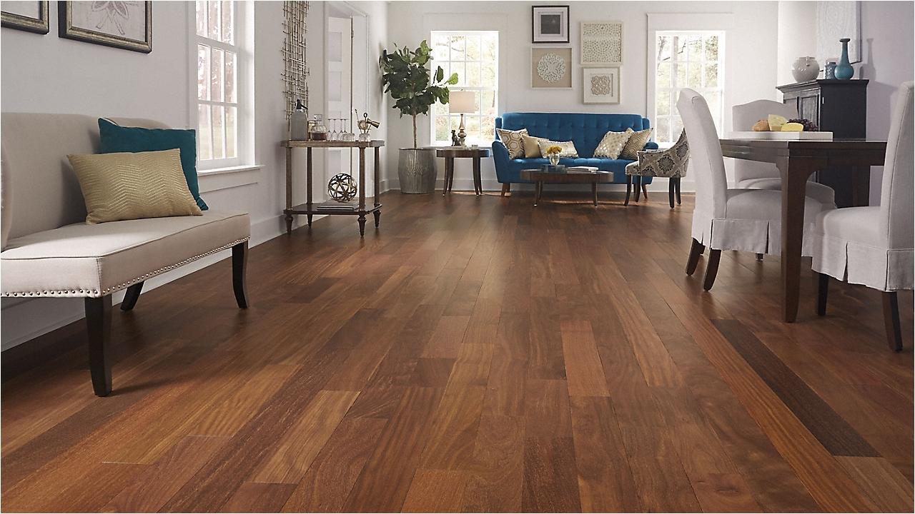 bellawood 3 4 x 3 1 4 matte brazilian chestnut