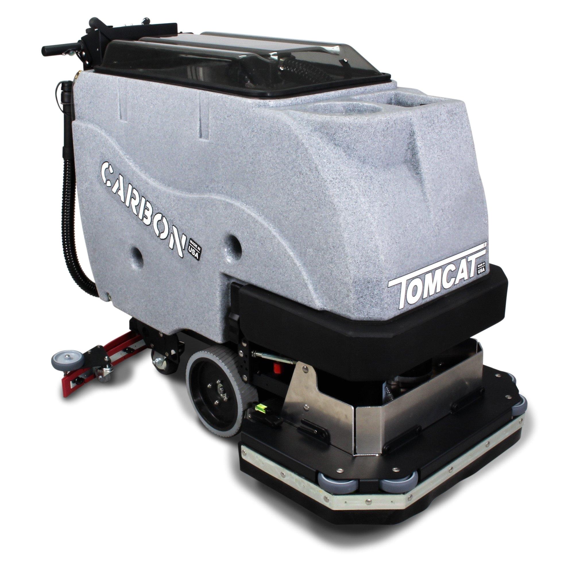 tomcat carbon auto scrubber