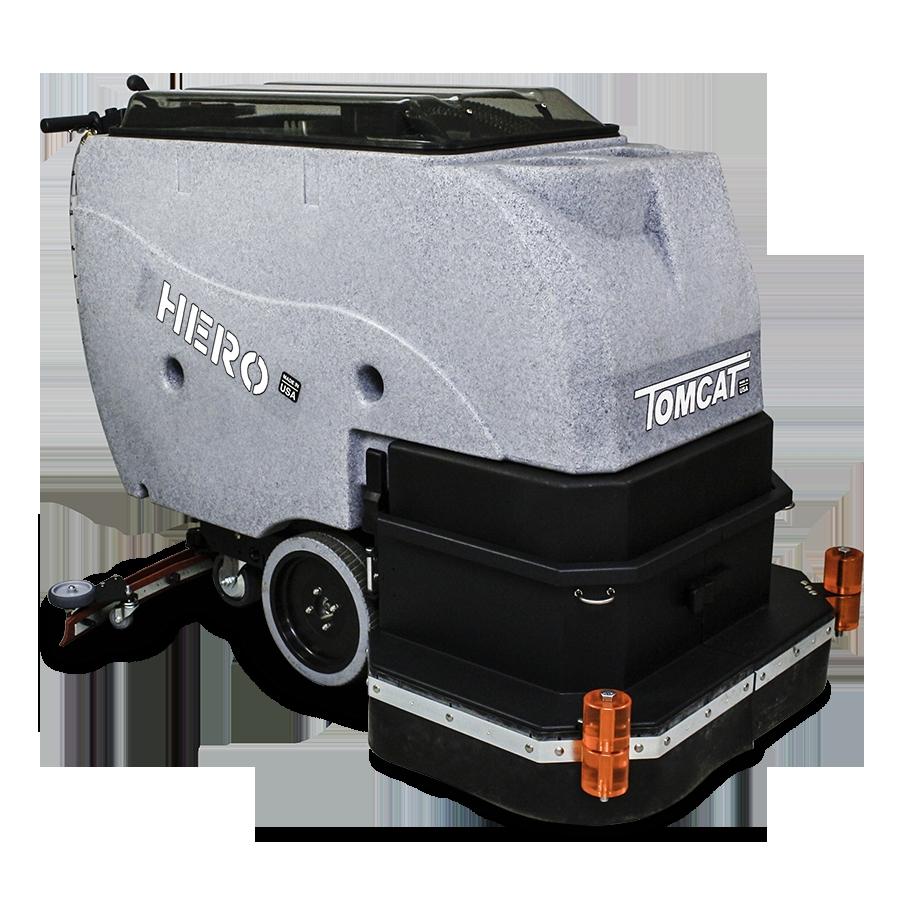 hero floor scrubber dryer