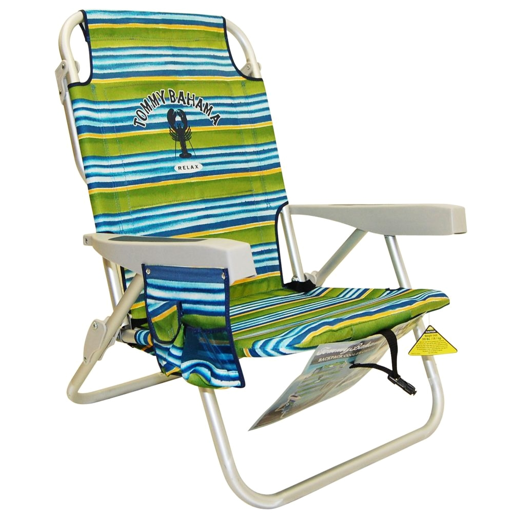 Tommy Bahama Heavy Duty Beach Chairs I Want tommy Bahama Backpack Beach Chair Green Stripe