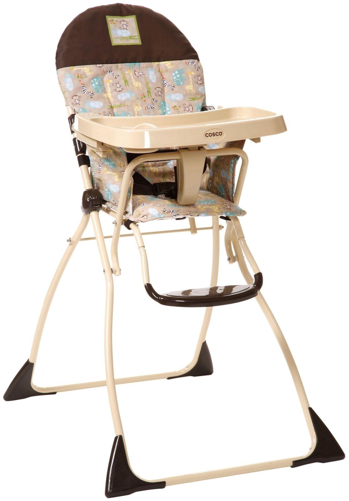 vintage cosco folding high chair