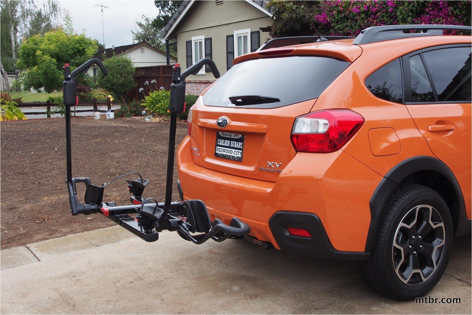 Subaru Crosstrek Hitch >> Tow Hitch Bike Rack Subaru Crosstrek Review Subaru Xv