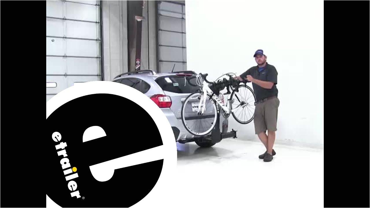 review thule hitch bike racks 2015 subaru xv crosstrek th9031xt etra