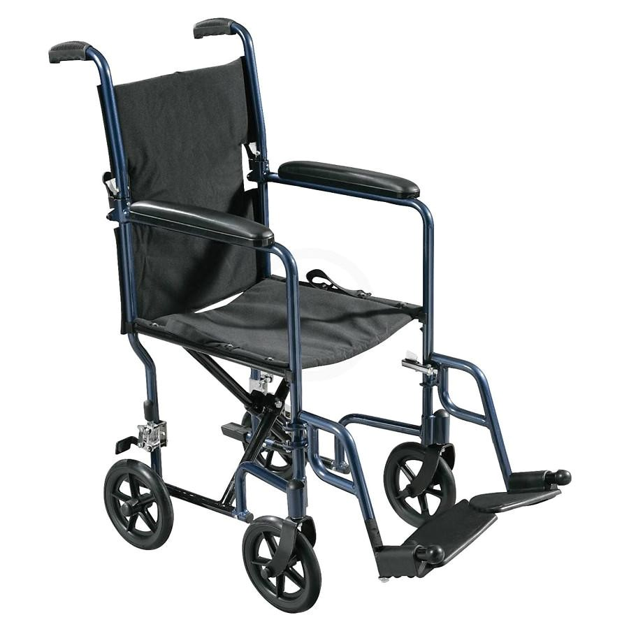 Transport Chair Walgreens Drive Medical Medical Dash Lightweight Transport Wheelchair Black