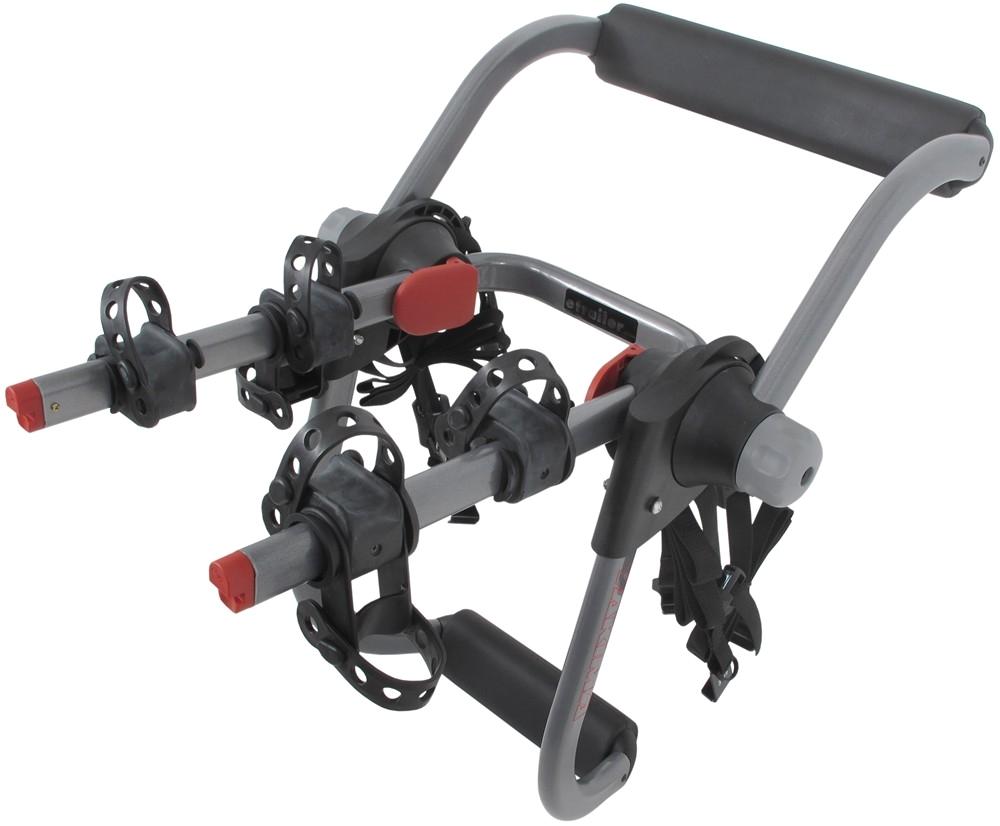 trunk bike racks y02624 locks not included yakima
