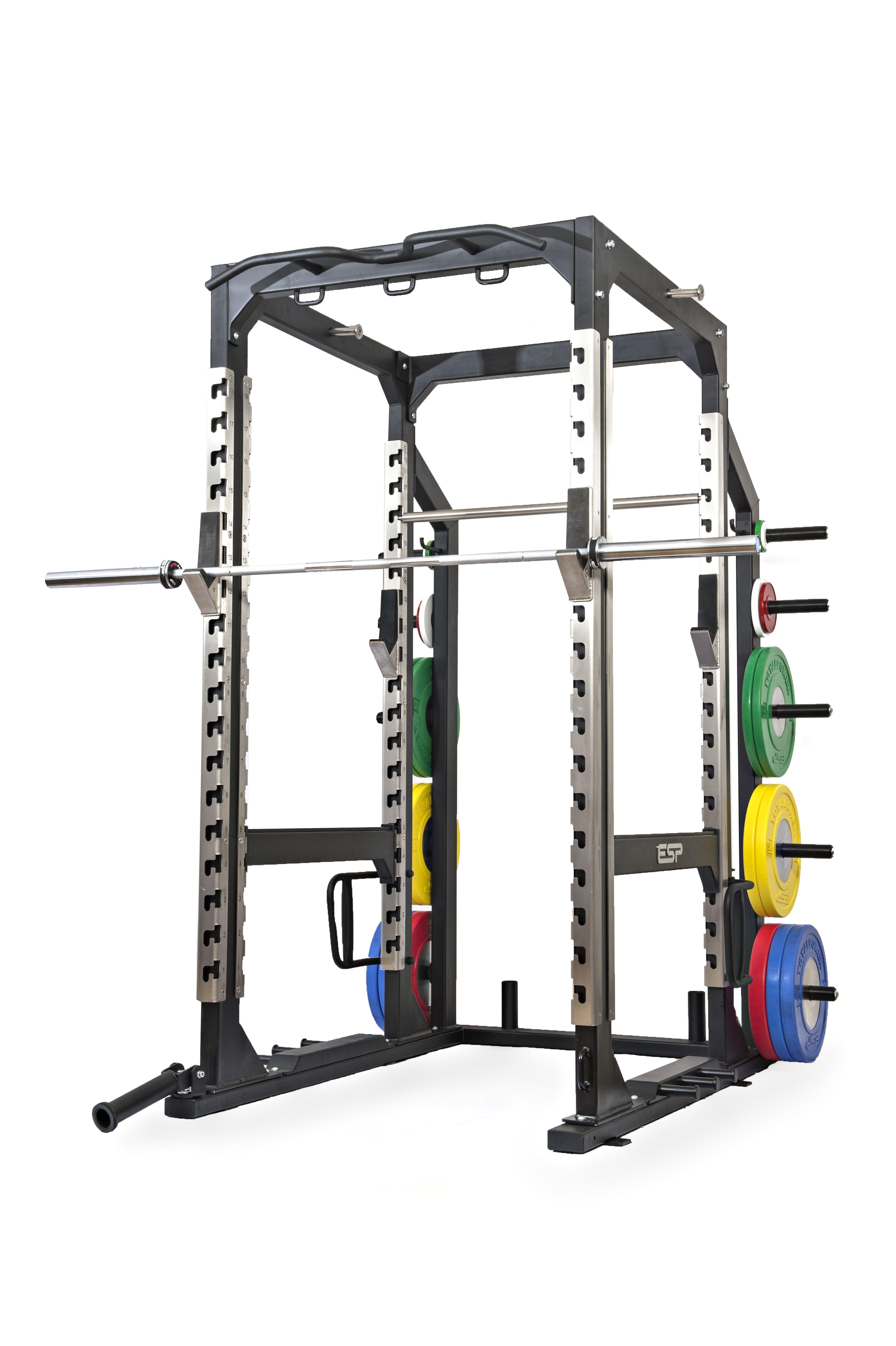 Tuff Stuff Power Rack Dip attachment Esp Power Rack Pro totalpower Pinterest Power Rack Gym and Gym