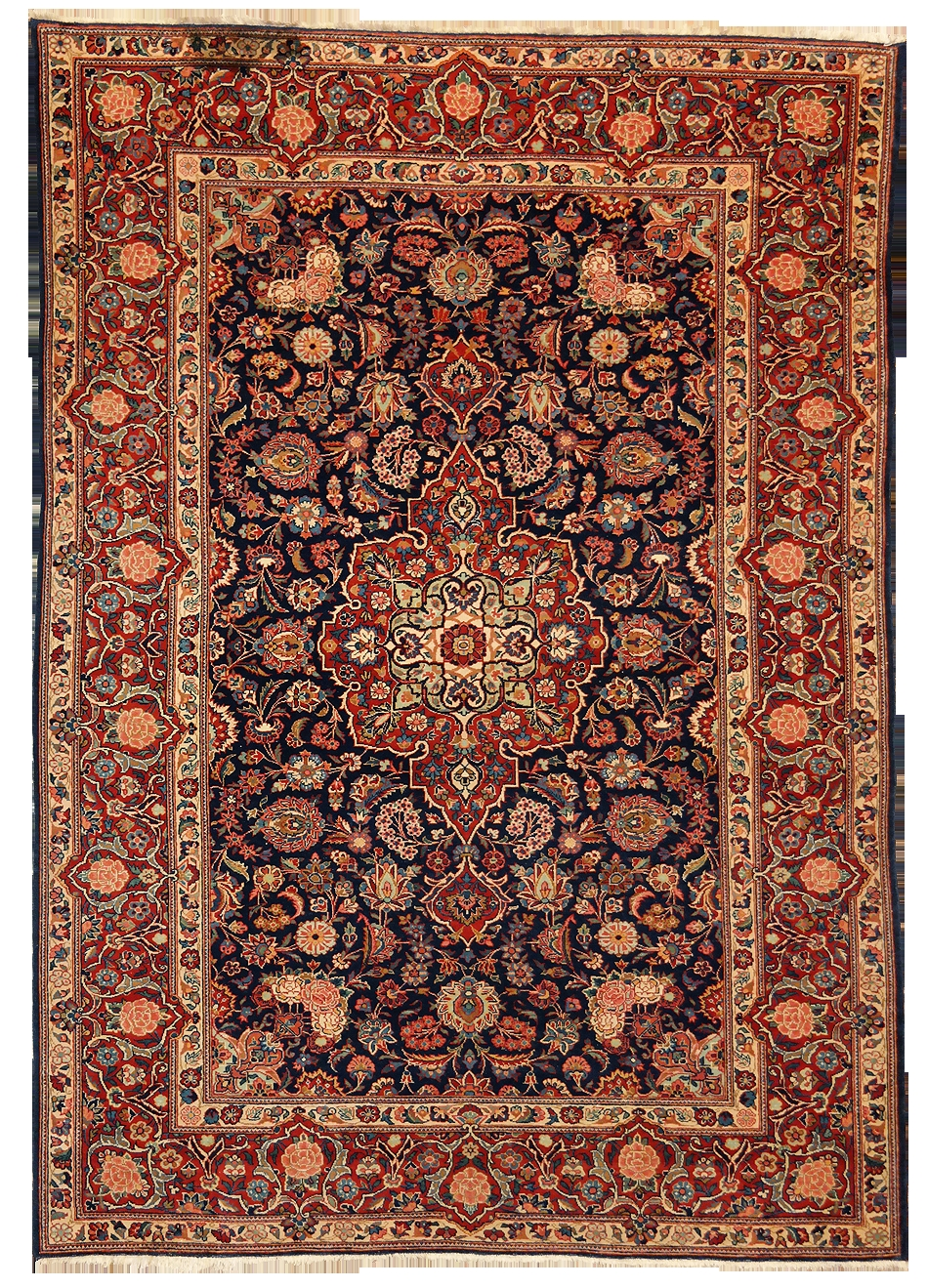 kesan antique persian carpet pab 003 size 203 x 136 cm