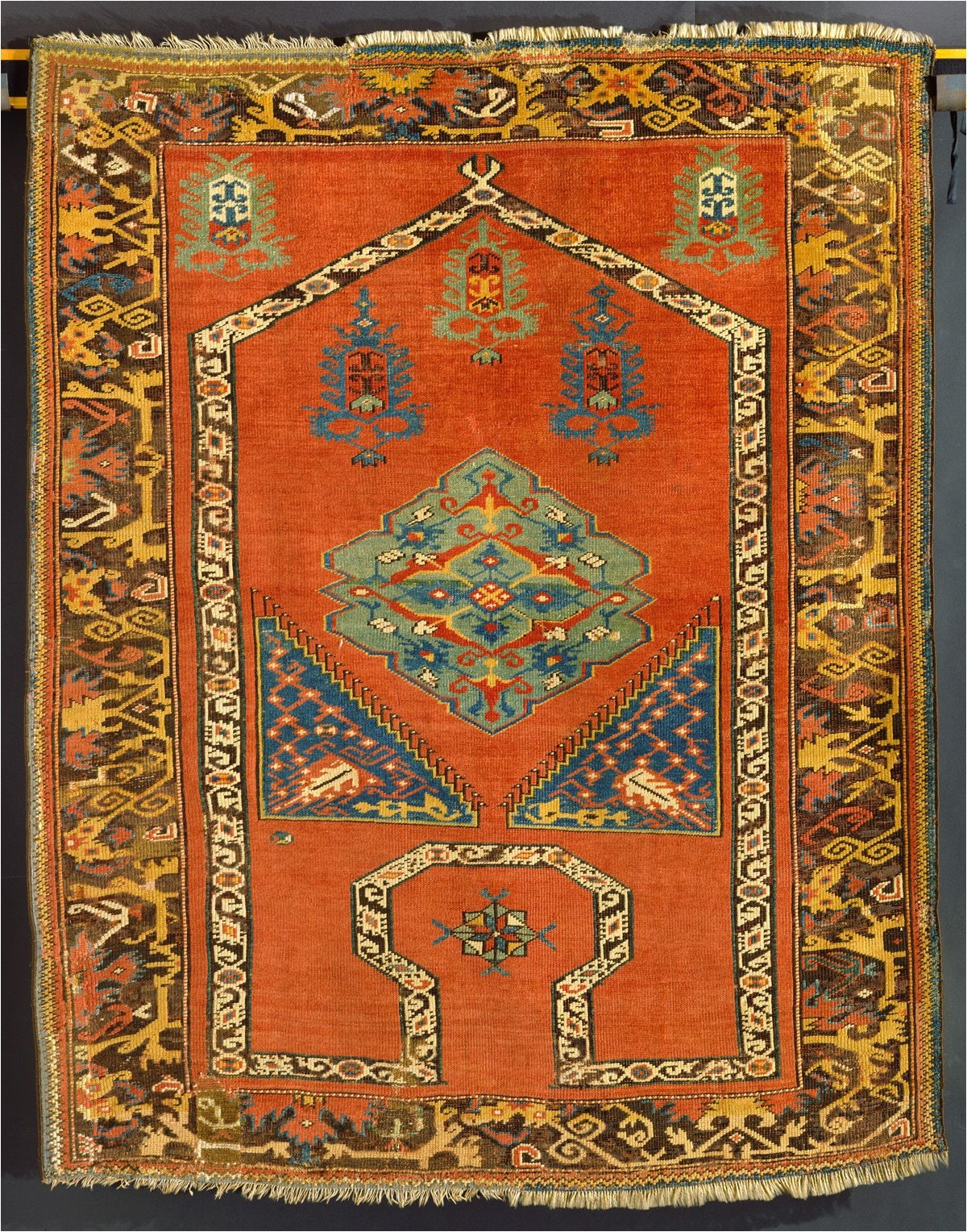 Types Of oriental Rugs Ottoman Carpets In the Xvi Xvii Centuries 16 17th Centuries