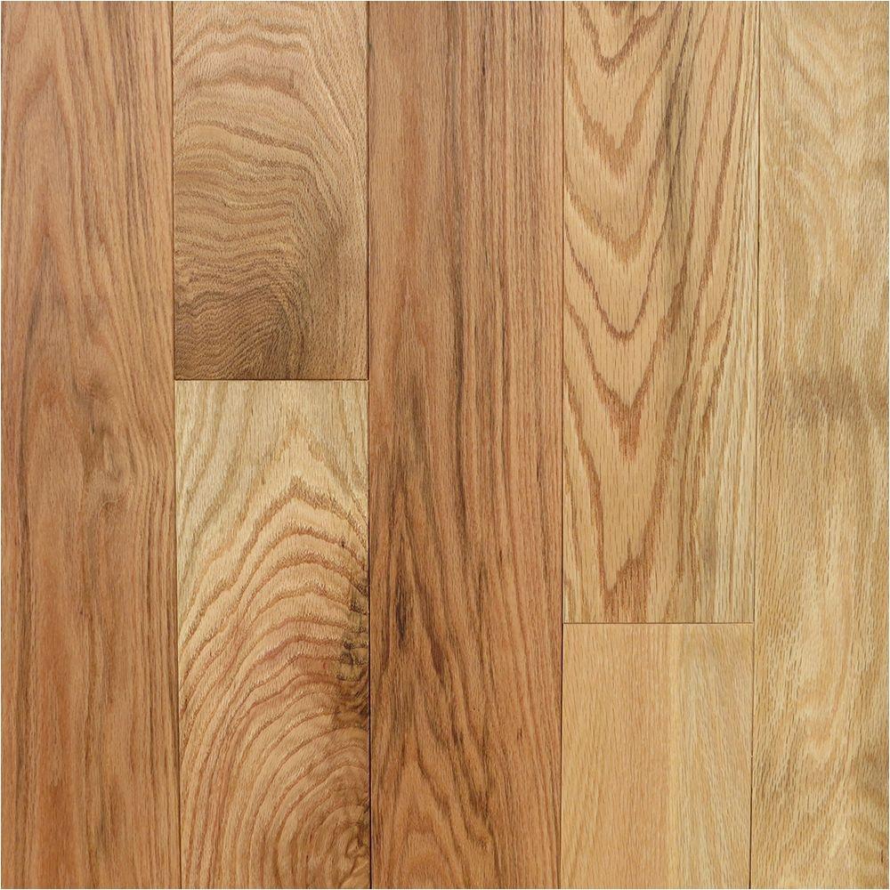 Unfinished Hardwood Flooring Home Depot Red Oak solid Hardwood Wood Flooring the Home Depot