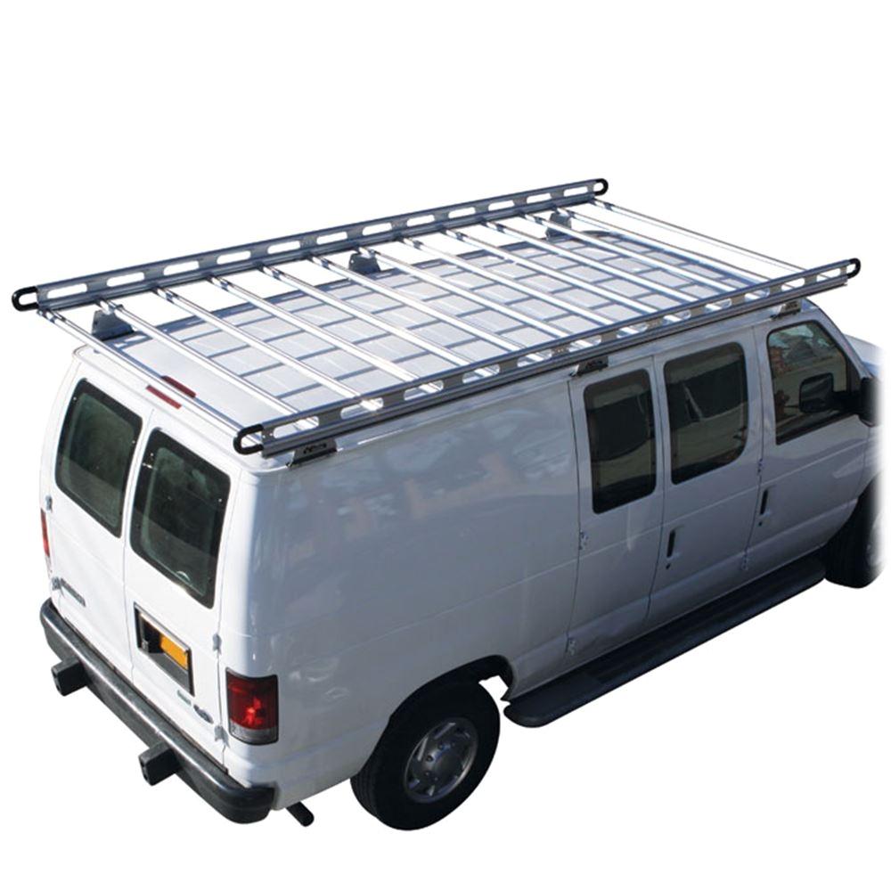 h2 gmc ford econoline fullsize a vantech ford econoline roof rack