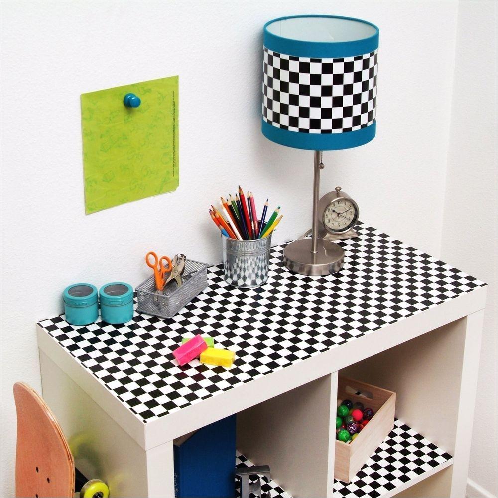 Vinyl Roll Rack Australia Checkerboard Vinyl Black and White Contact Paper Self Adhesive