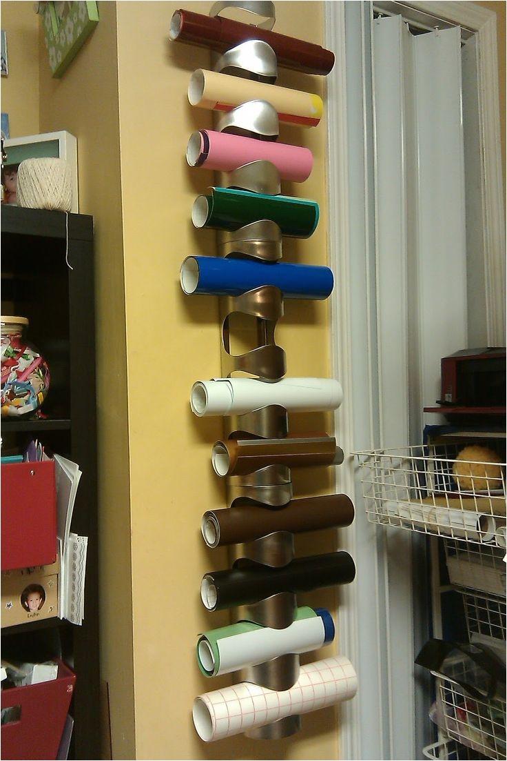 lisa s blog about nothing die cutting vinyl storage from ikea wine racks