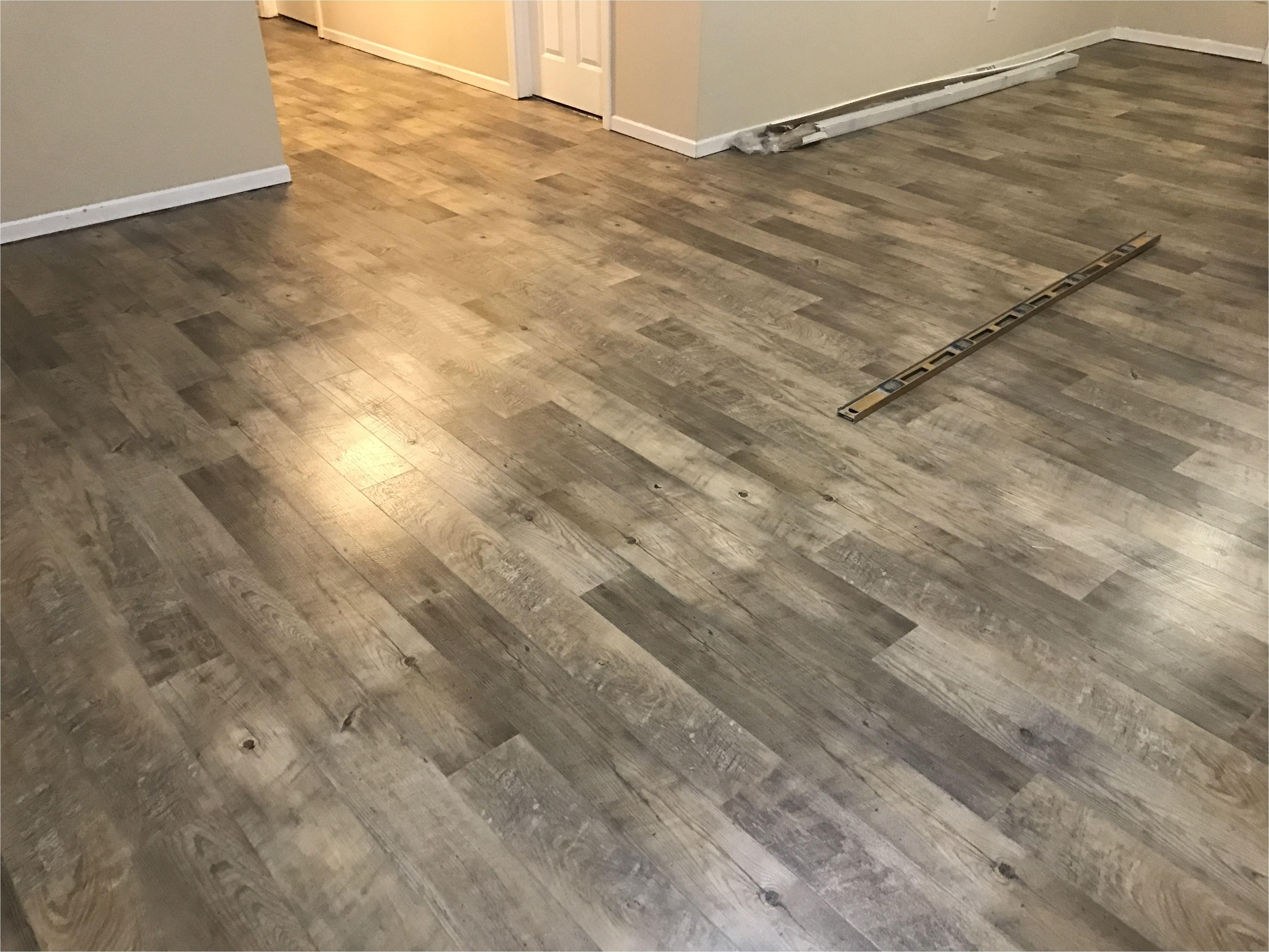 dockside sand mannington adura luxury vinyl plank glue down in basement