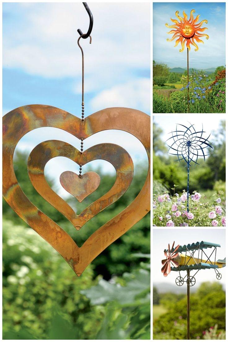 garden spinner ideas