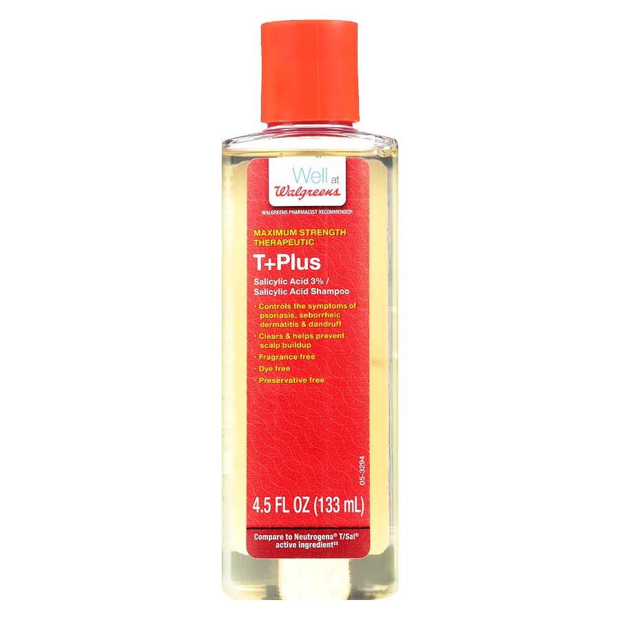 Walgreens Lift Chair Walgreens T Salicylic Acid Shampoo