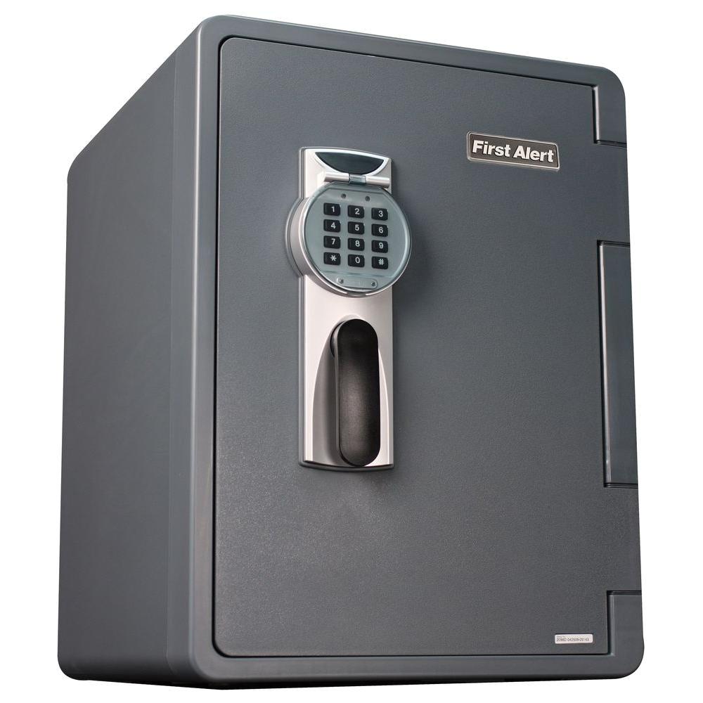 waterproof fire resistant digital lock safe