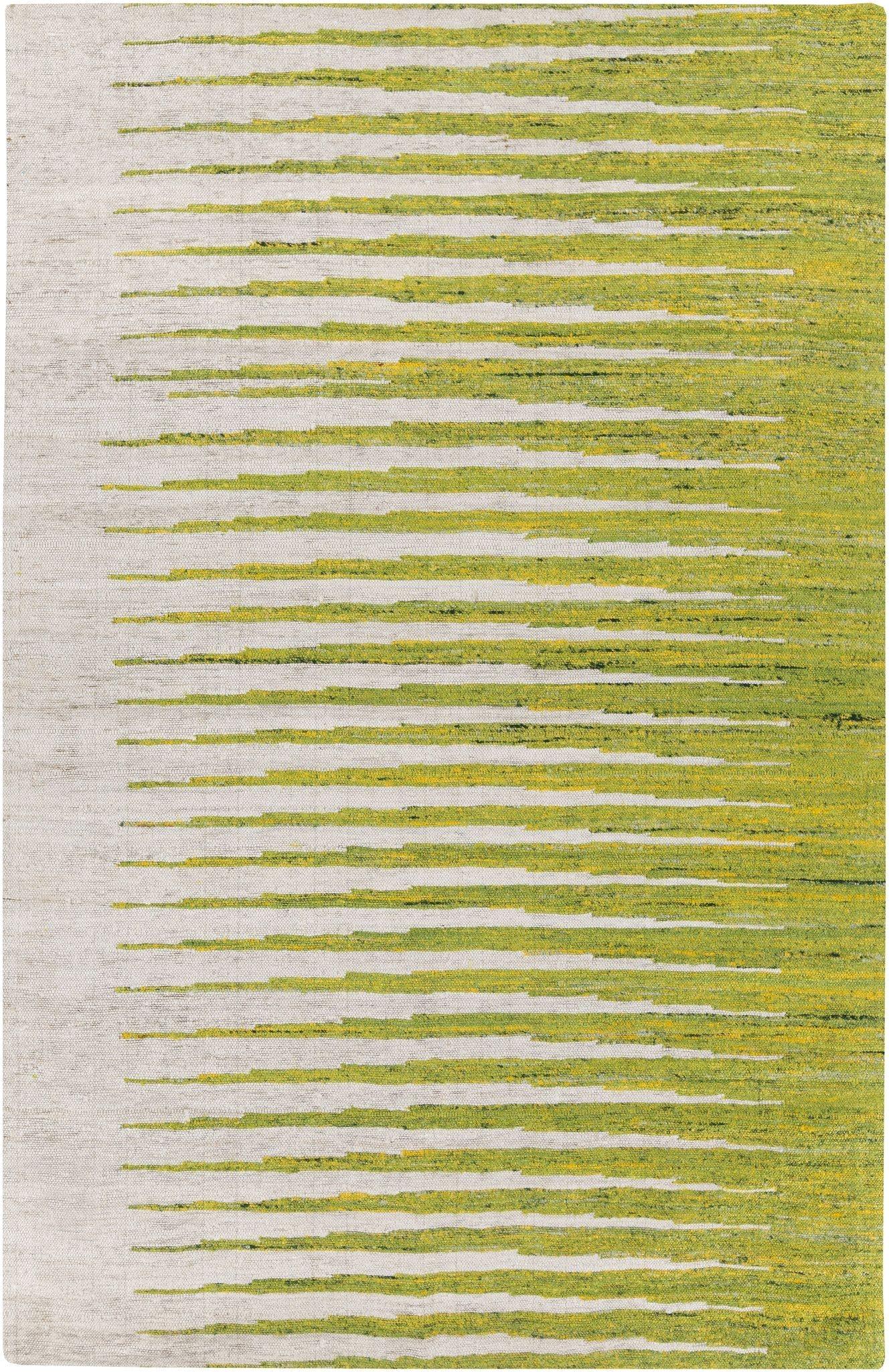 surya vib1000 vibe green rectangle area rug