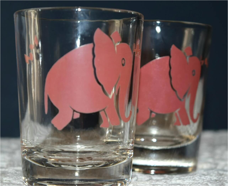 federal glass vintage barware vintage glassware retroreclaimations com