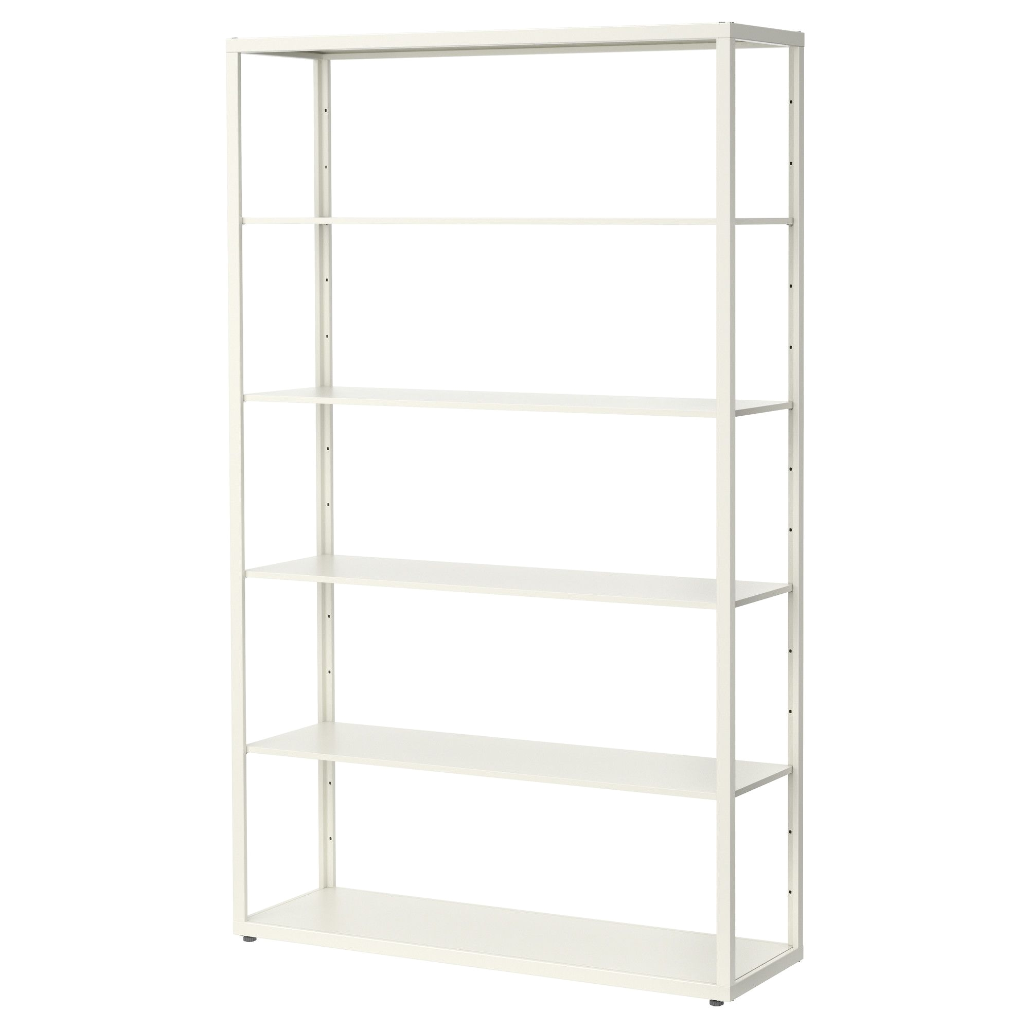 simple clean shelving fja lkinge shelf unit ikea