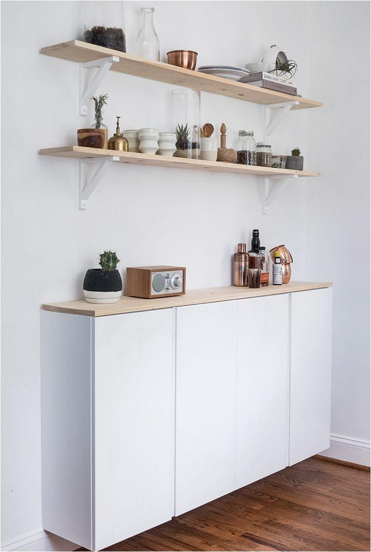 ivar cabinet white painted white 5 different ivar ikea hacks