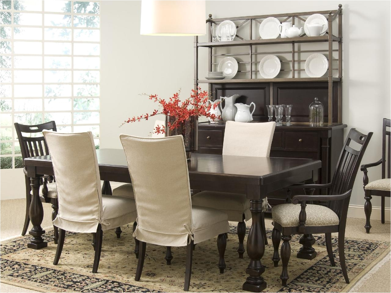 White Linen Parson Chair Slipcovers Dining Room Slipcover Maribo Intelligentsolutions Co