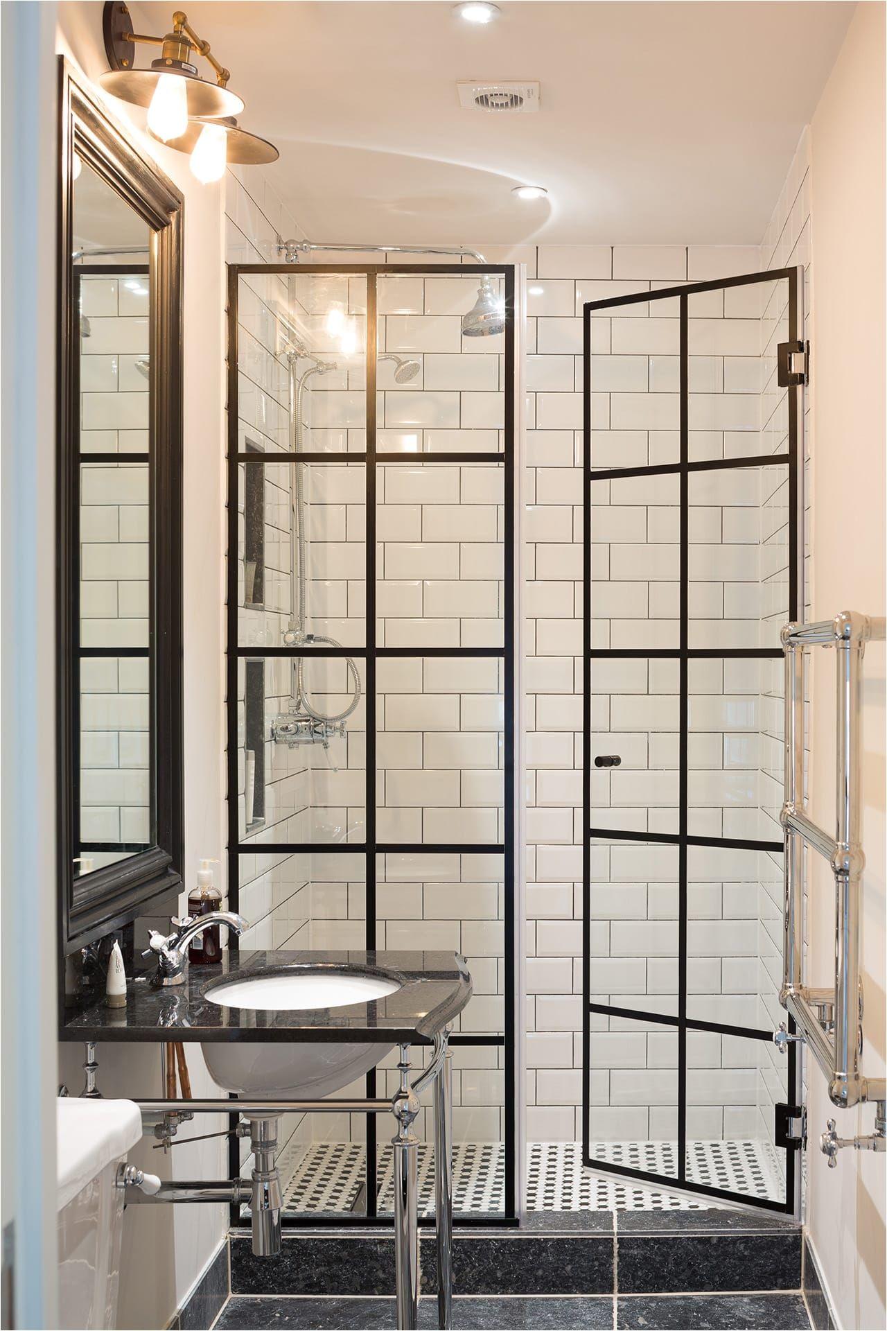 Window Pane Shower Door Take Standard Shower Doors And Add Lead