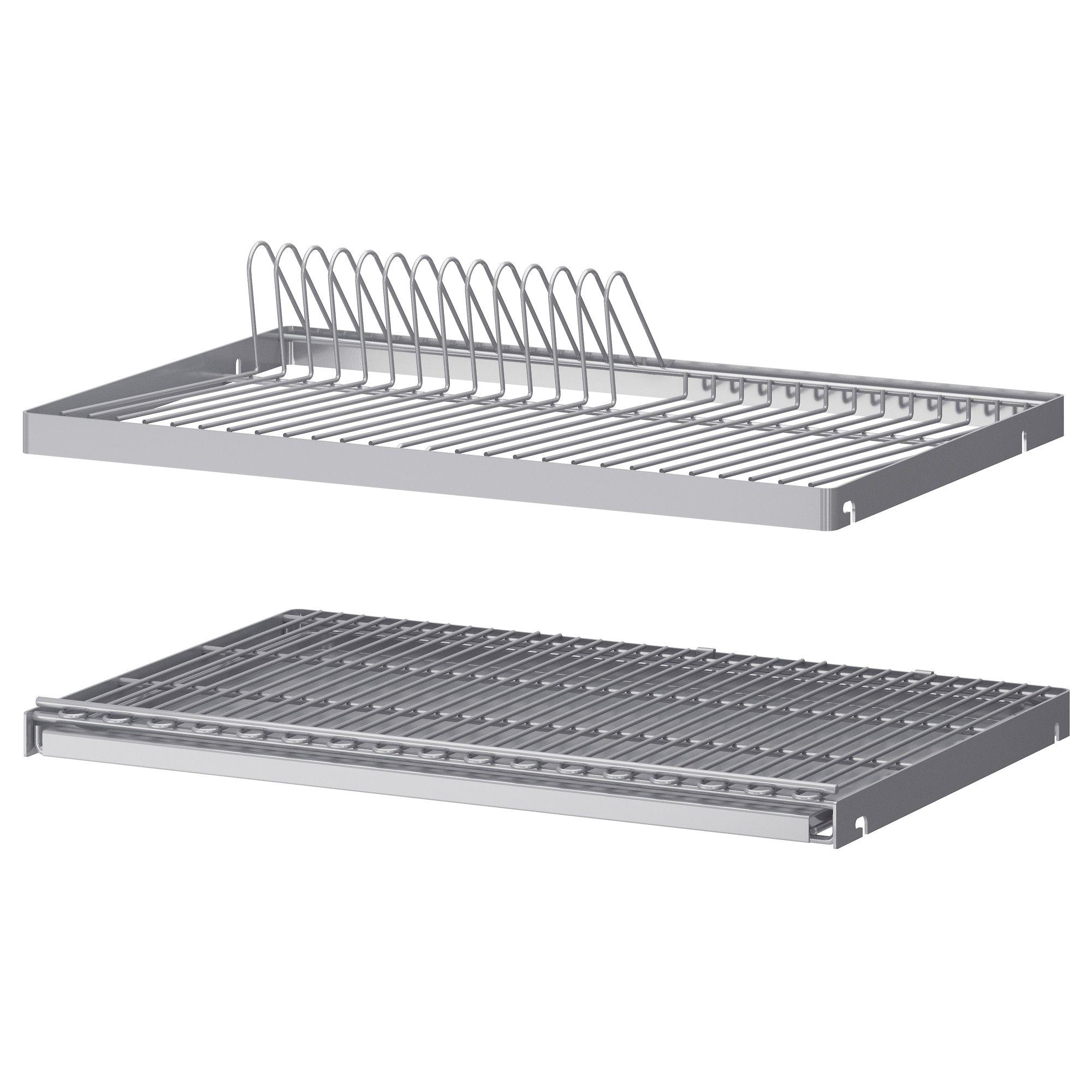 utrusta drainer for wall cabinet 60x35 cm ikea italy tiskikaappi finnish dish drying rack