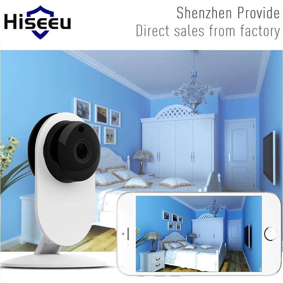 Wireless Interior Security Cameras Mini Wifi Ip Camera Wireless 720p Hd Smart Camera Baby Monitor Cctv
