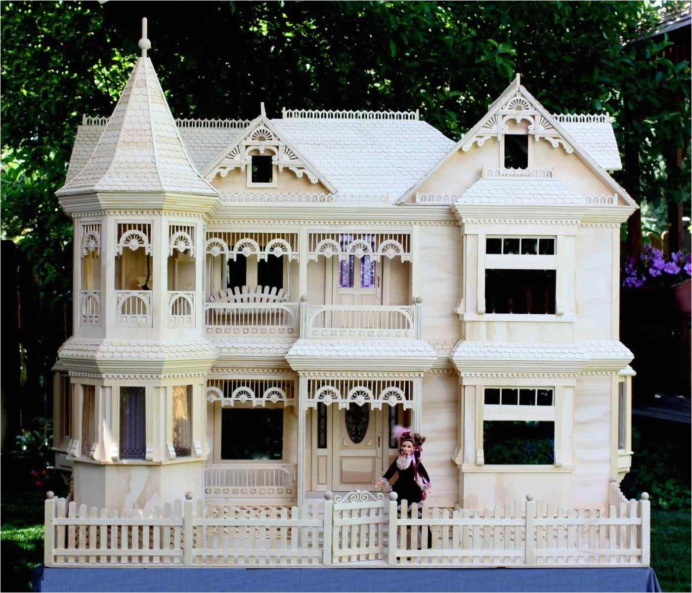 Wooden Barbie Dollhouse Plans Bradshomefurnishings