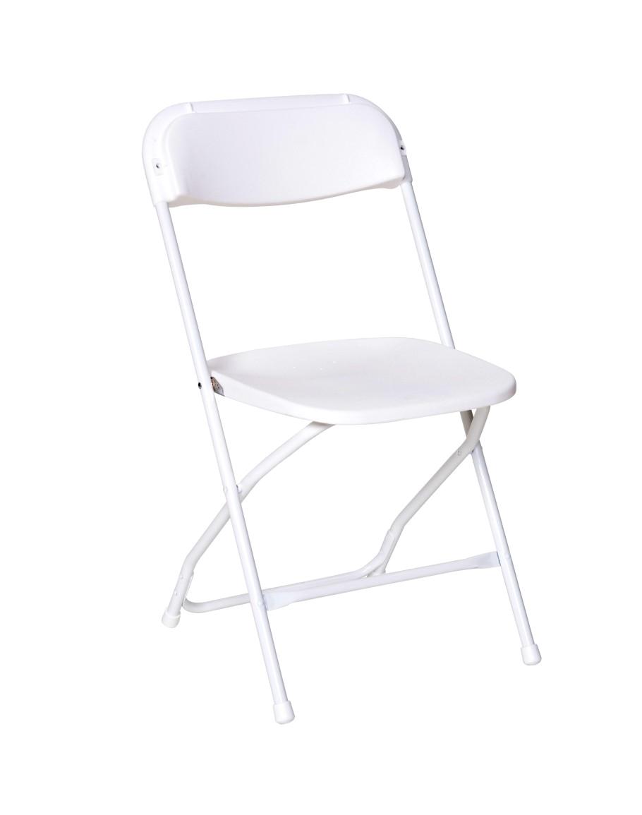 rhino white plastic folding chair 1000 lb capacity rental style