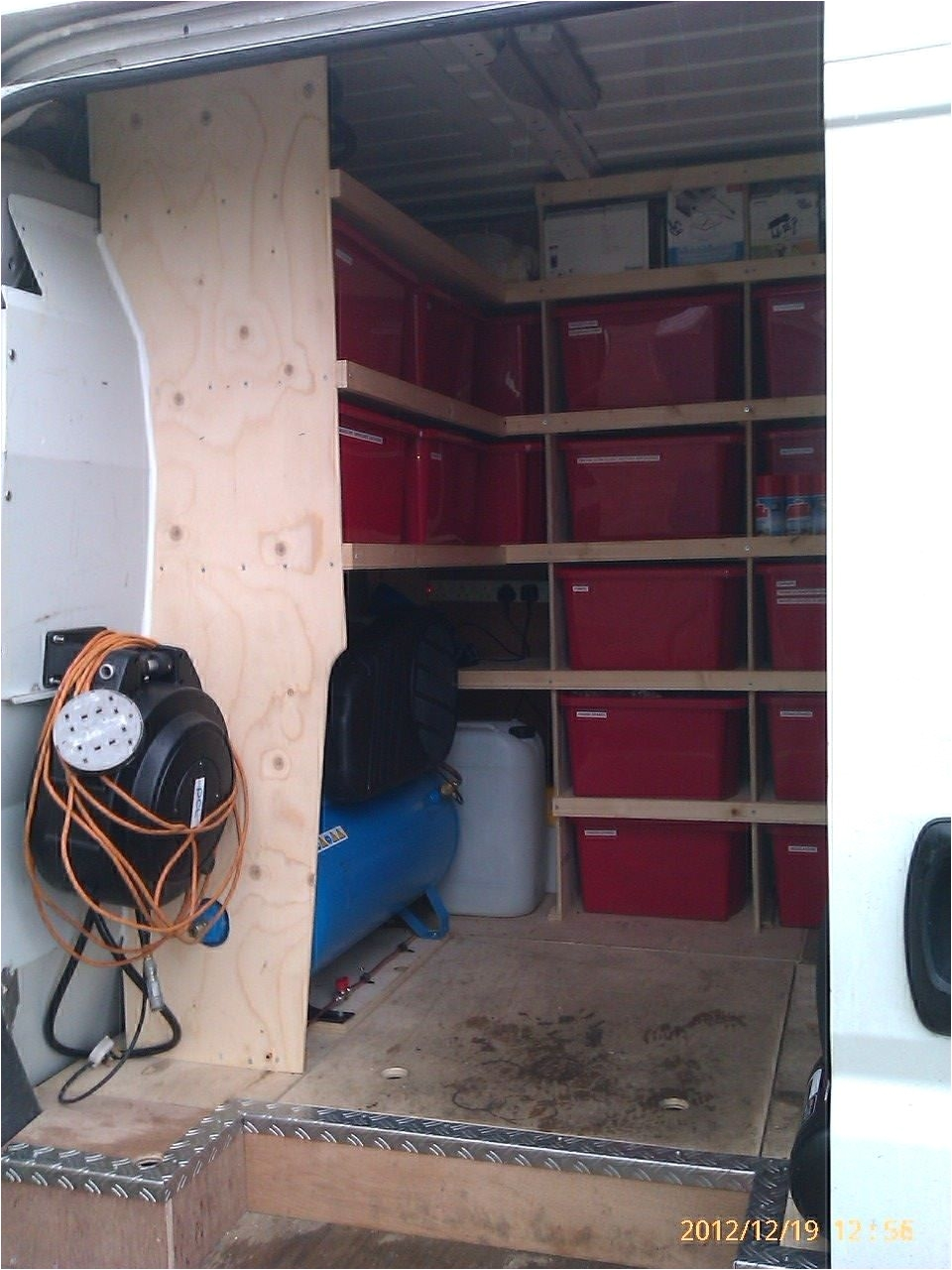 Wooden Racking for Vans Van Racking Thisiscarpentry Service Projects Pinterest Vans
