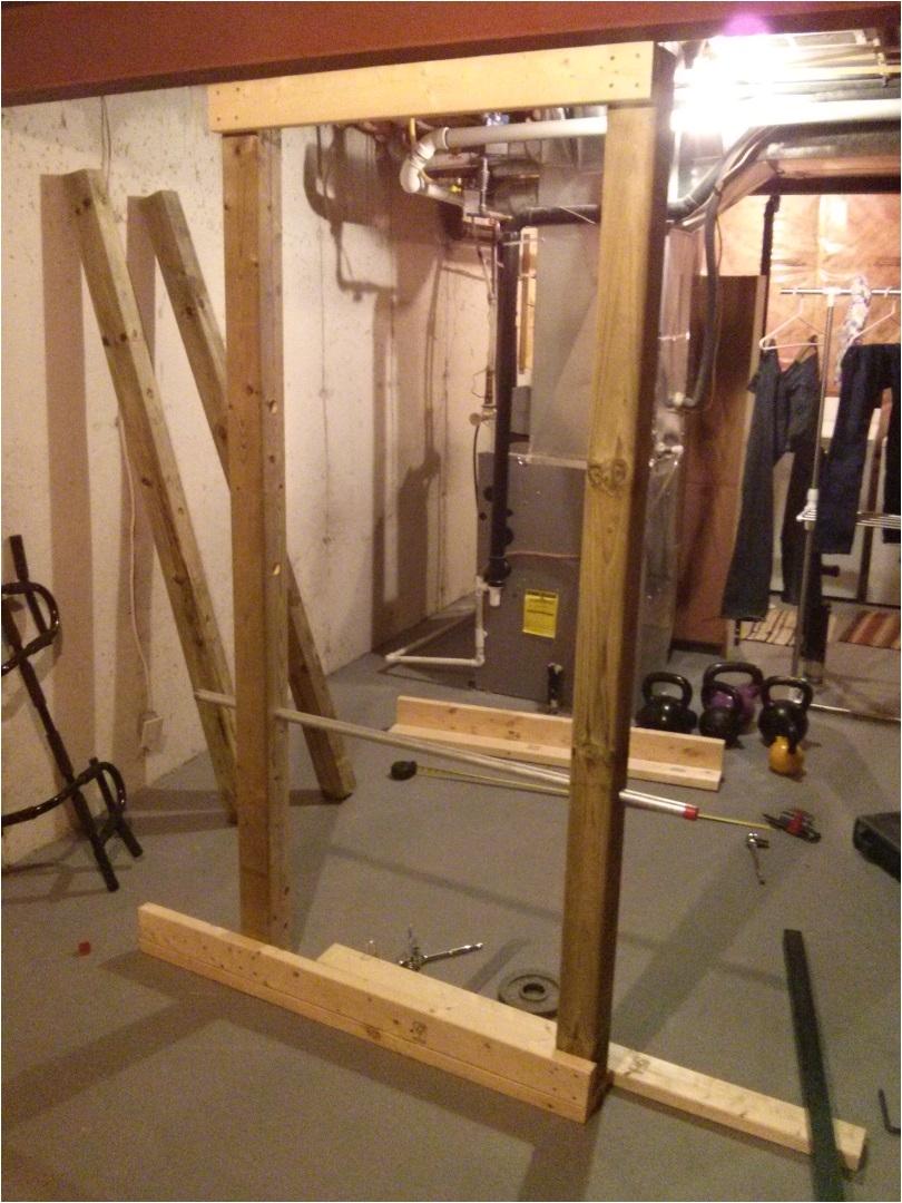 first frame assembled