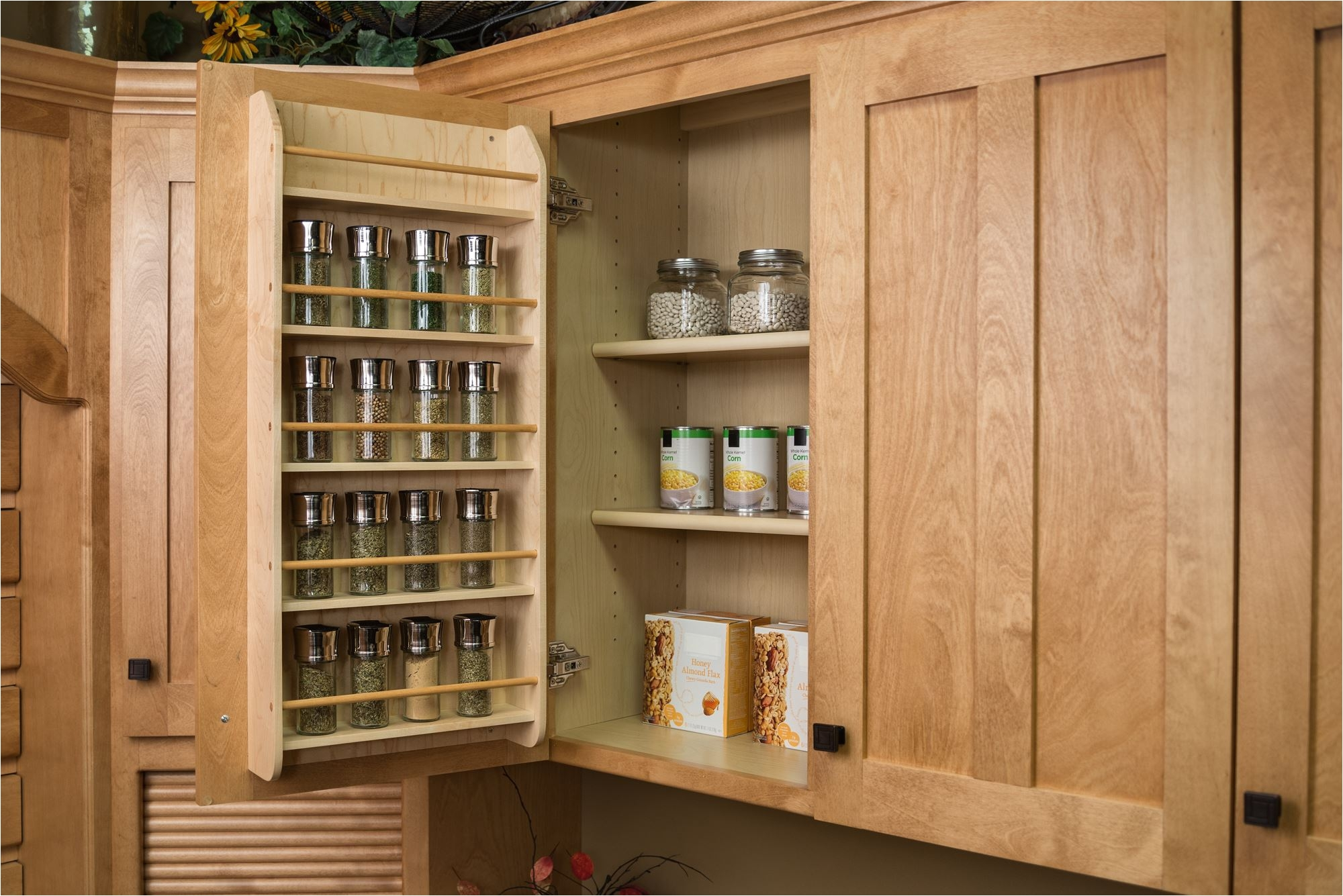 pantry and food storage storage solutions