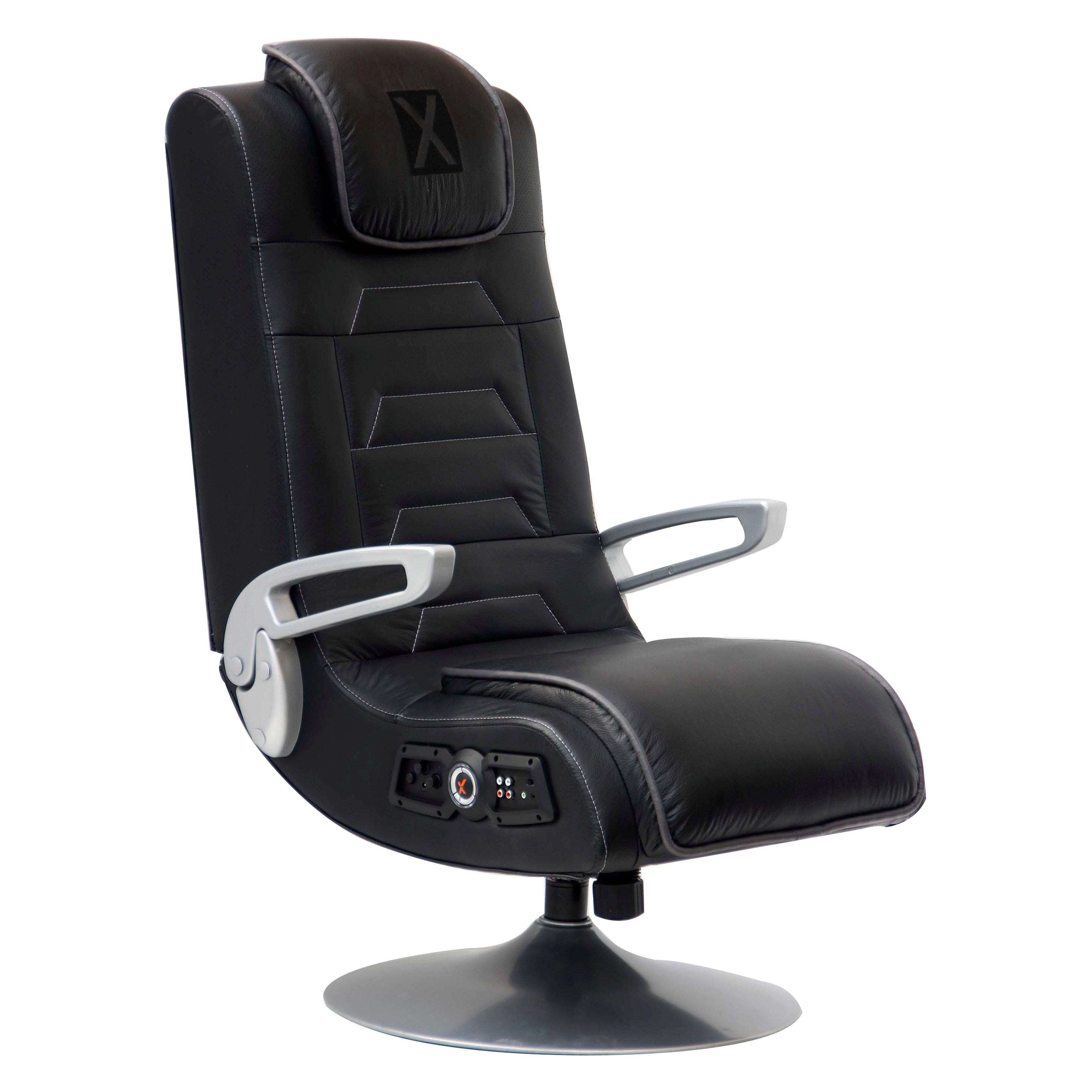 X Rocker Pro Gaming Chair X Rocker 4 1 Pro Series Pedestal Wireless Game Chair 5129601 Hayneedle
