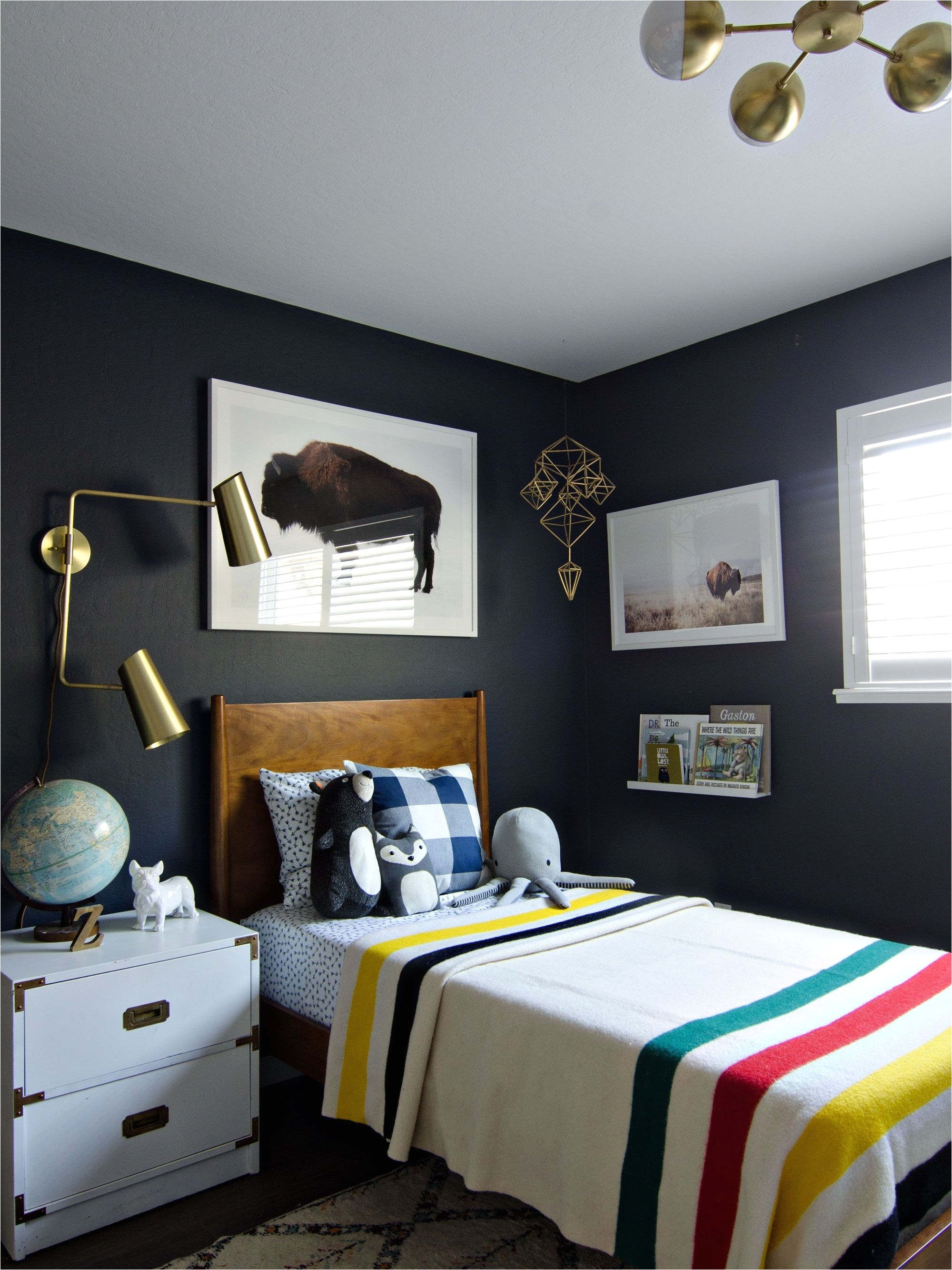 Fresh Small Gray Bedrooms