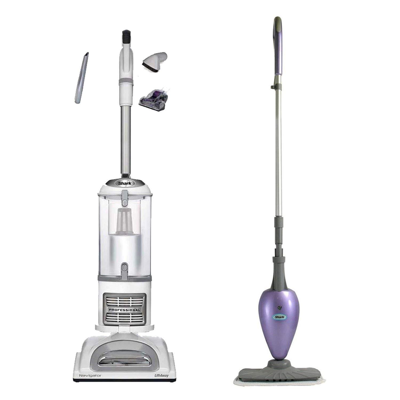 Amazon Shark Hardwood Floor Cleaner Amazon Com Shark Navigator Lift Away Vacuum Steam Mop Cleaner