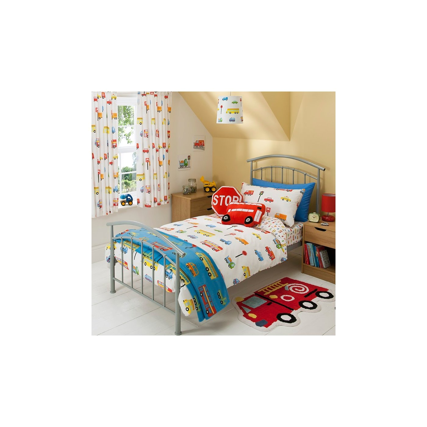 Asda Children S Floor Mats George Home Transport Bedroom Range Baby Bedding George at asda