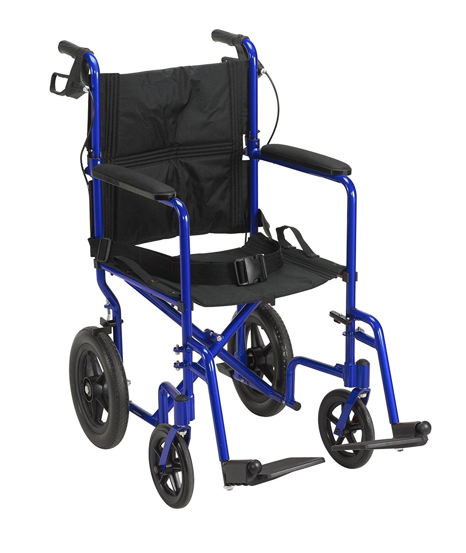 Bariatric Transport Chair Walmart Amazon Com Drive Medical Lightweight Expedition Transport
